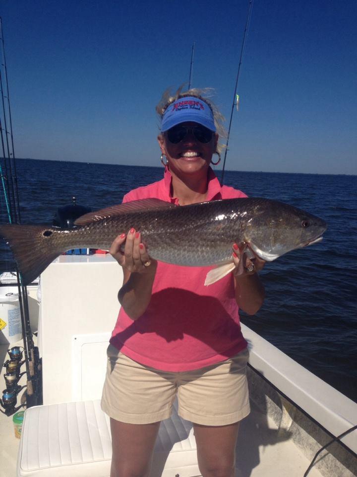 Captiva Redfishing Charters
