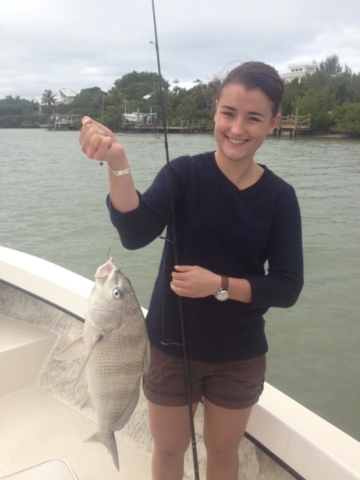 Sanibel Fishing Charters Black Drum