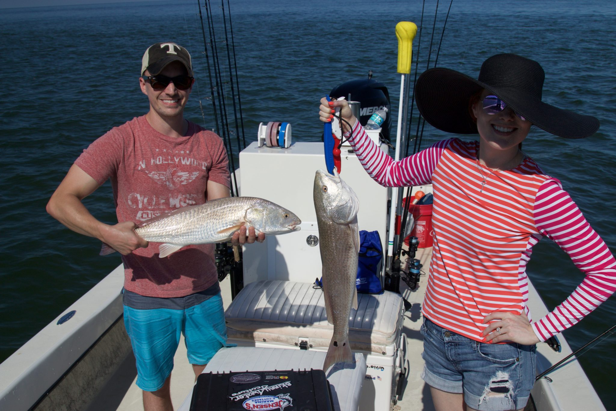Captiva Fishing Charters Family Fishing Charters