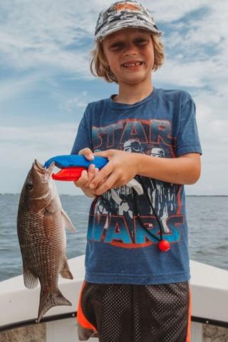 Family Fishing Charters on Captiva