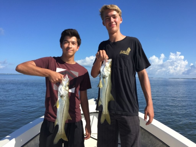 Captiva Snook