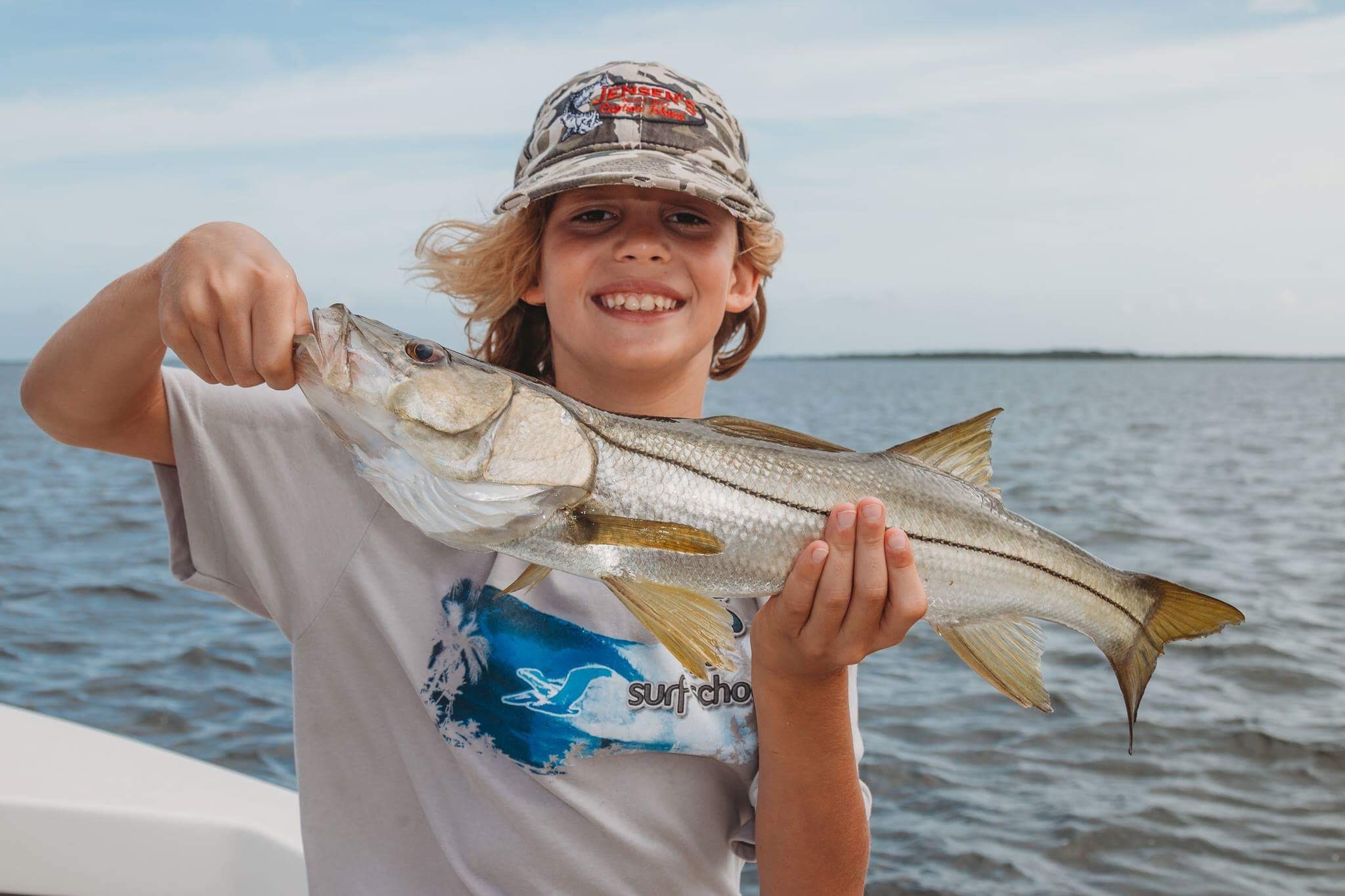 Take a Kid Fishing Captiva