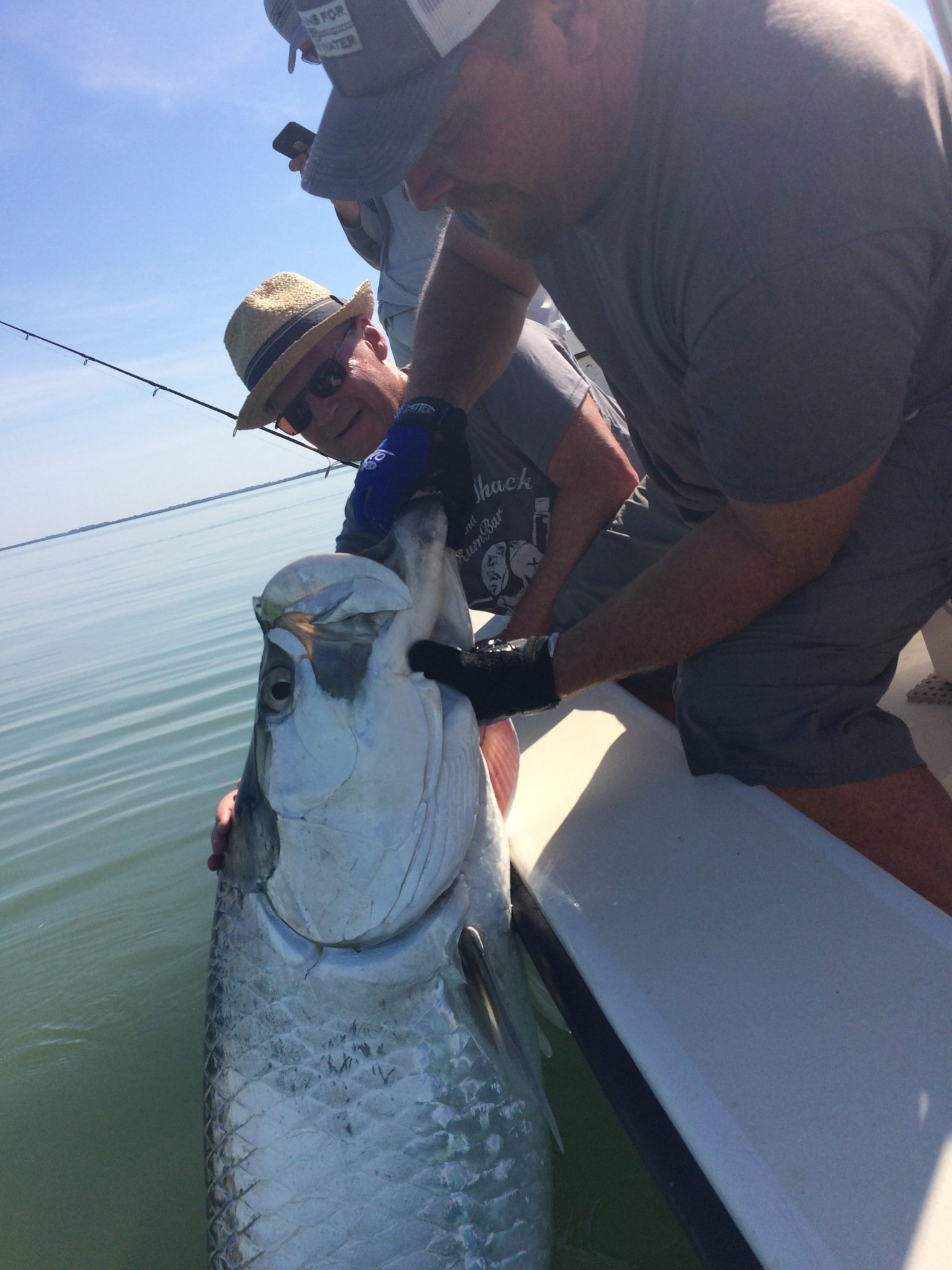 Tarpon Fishing Captiva