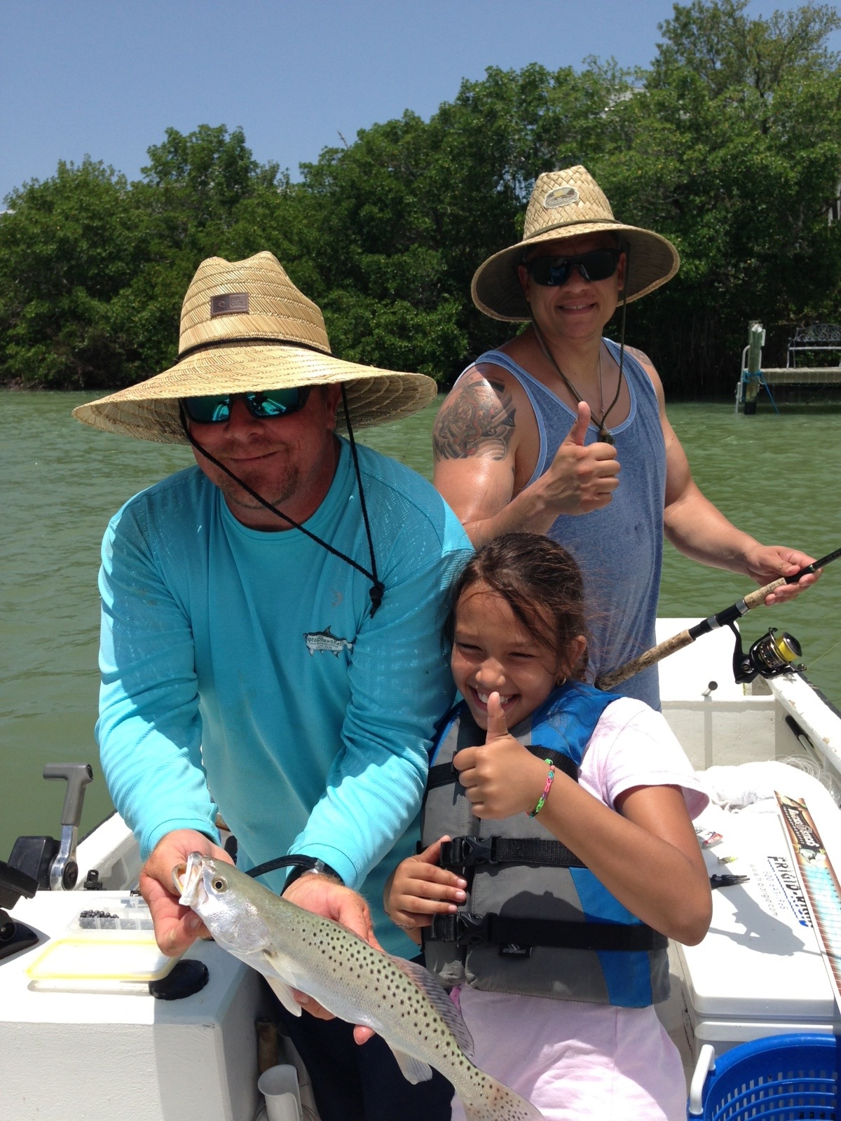 Sanibel Family Fishing