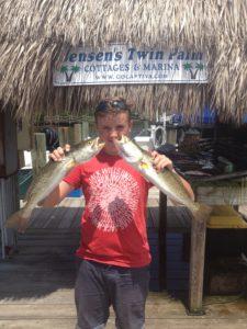 Inshore fishing Sanibel