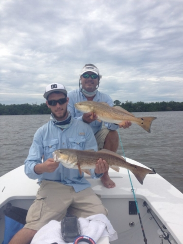 Sanibel Fly Fishing Charters Captiva