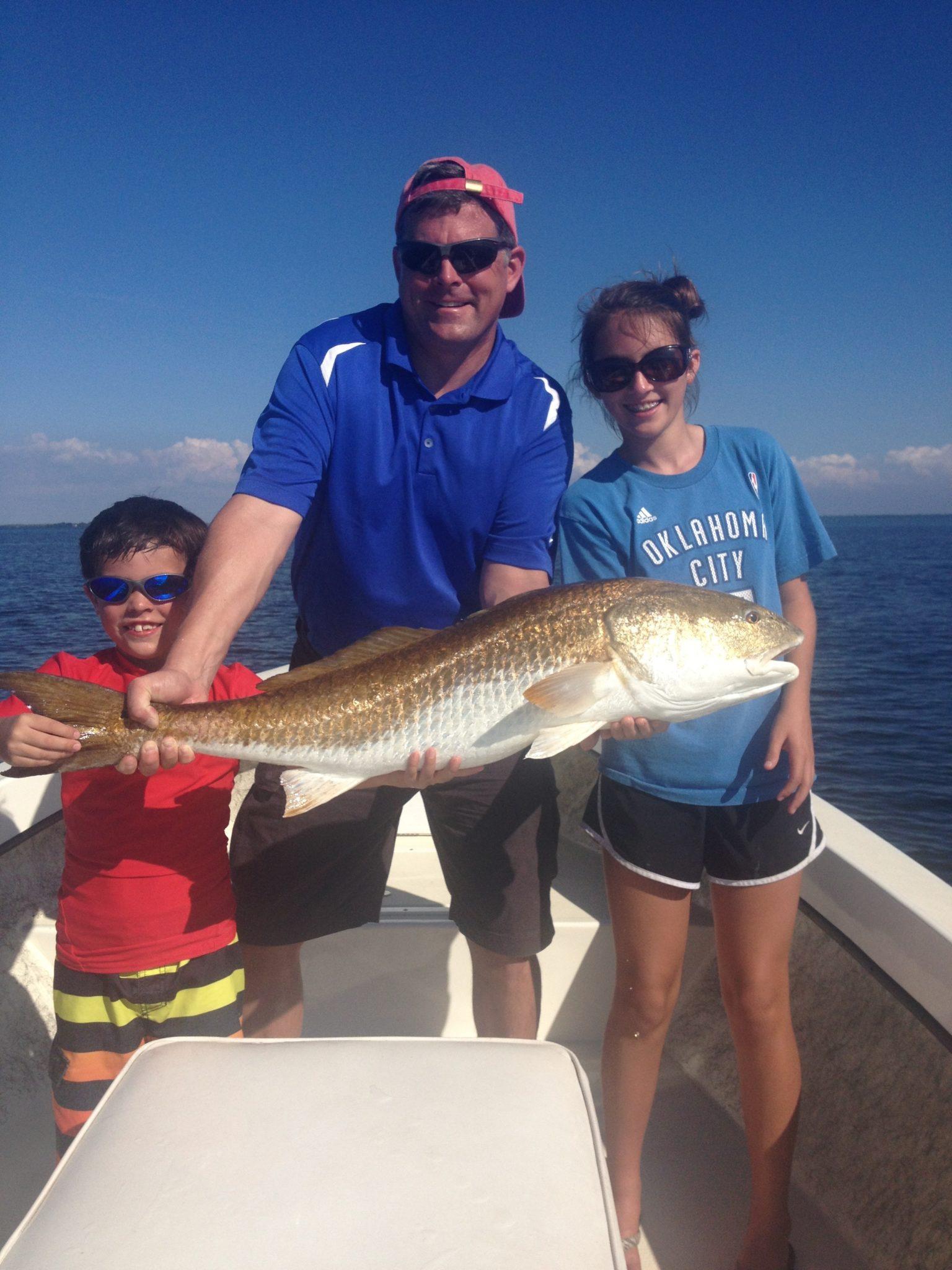 Family Fishing Sanibel
