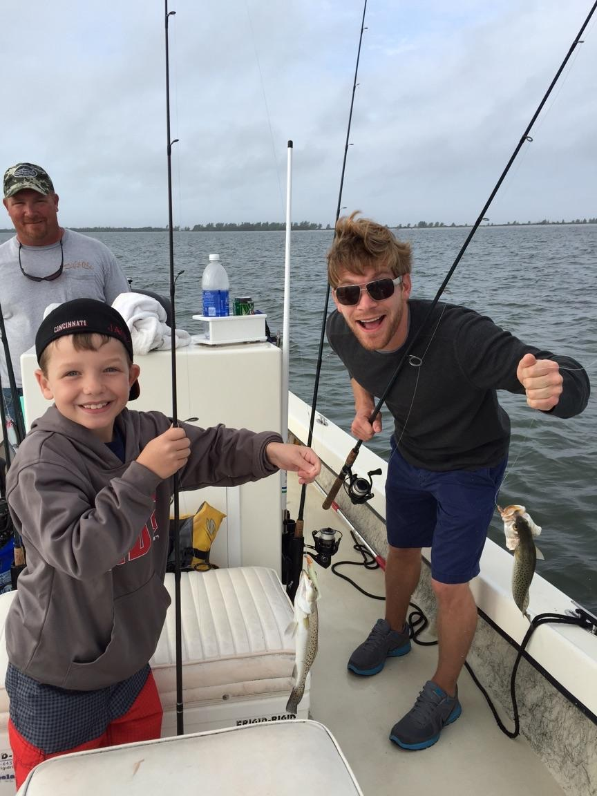 Pine Island Sound Family Fishing