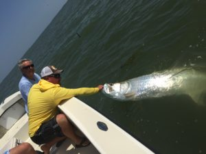 October Fishing Report Tarpon