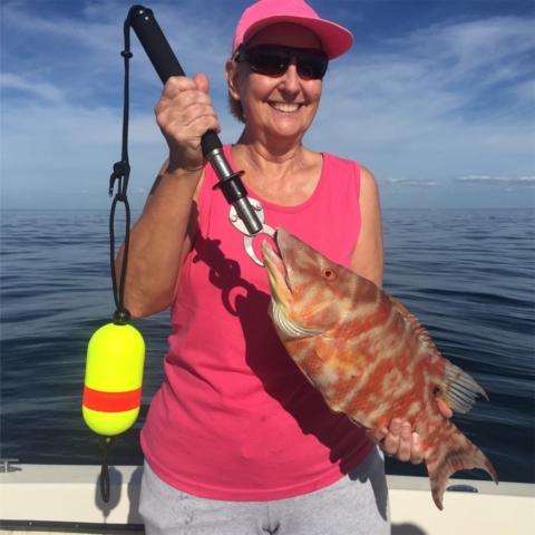 Captiva Hog Fish Off Shore Charters
