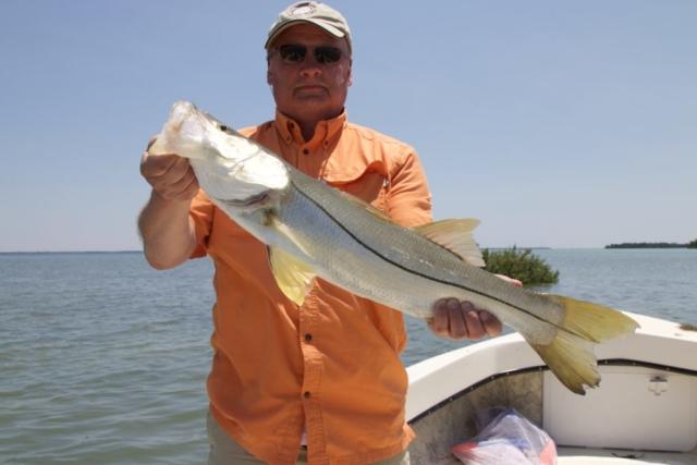 Boca Grand Fishing Snook