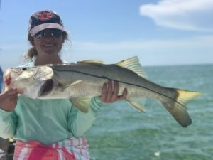 Sanibel Snook Fishing