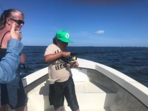 Still Catching Fish